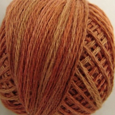 Valdani - 3-Ply - Rusted Orange (P6)