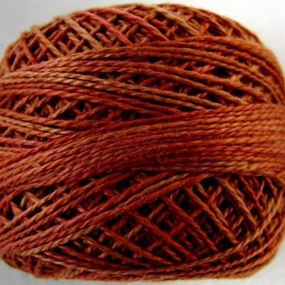 Valdani - 3-Ply - Terracotta Twist (O510)