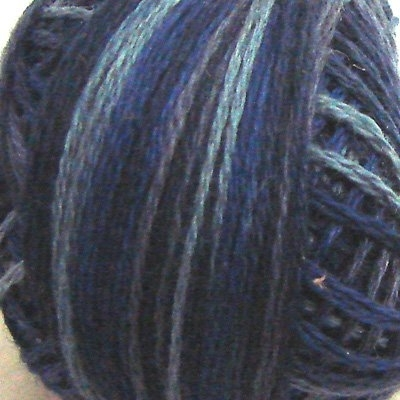 Valdani - 3-Ply - Withered Blue (P7)