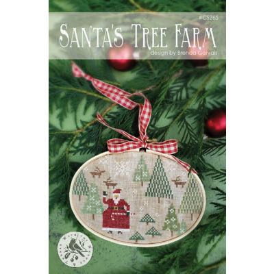 With Thy Needle and Thread - Santa's Tree Farm