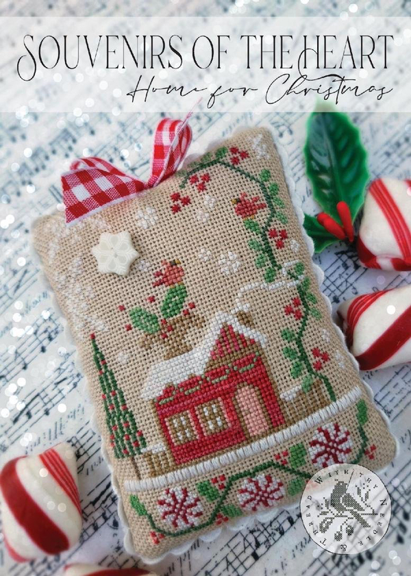 With Thy Needle and Thread - Souvenirs of the Heart - Home for Christmas